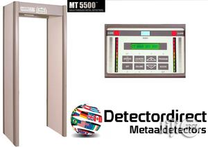 Garret MT5500 Walkthrough Metal Detector 6 Zones (USA)   Safetywear & Equipment for sale in Lagos State, Amuwo-Odofin