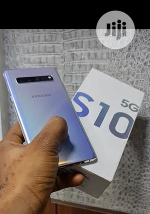 Samsung Galaxy S10 5G 256 GB White   Mobile Phones for sale in Lagos State, Ikeja