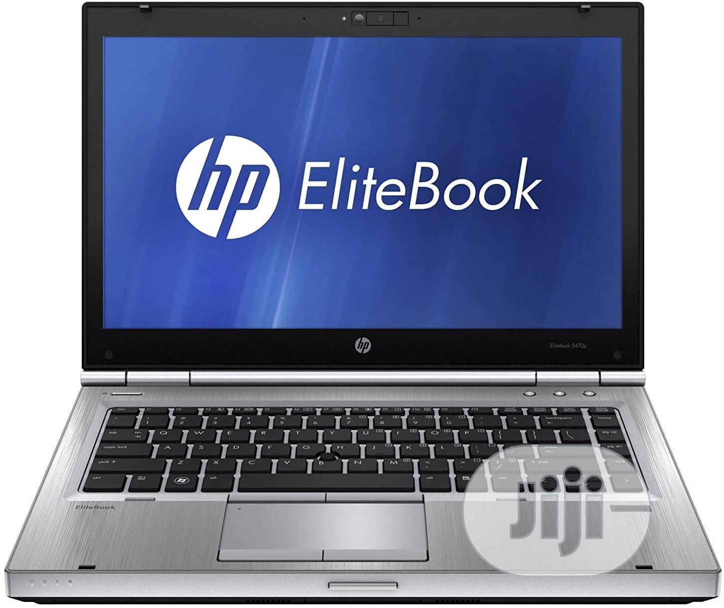 New Laptop HP EliteBook 840 G5 8GB Intel Core I7 SSD 512GB   Laptops & Computers for sale in Ikeja, Lagos State, Nigeria