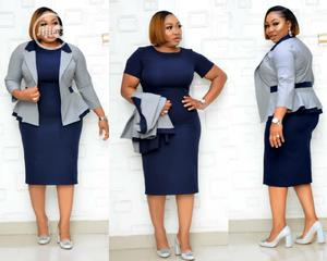 New Classic Female Turkey Gown With Jacket | Clothing for sale in Lagos State, Isolo
