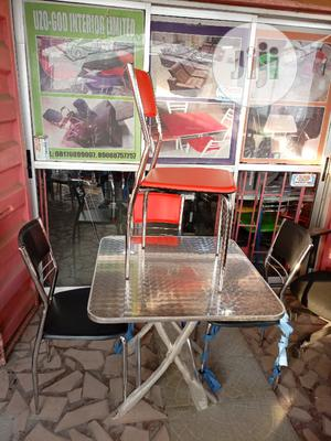 Quality Restaurant Table and Chair (Set)   Furniture for sale in Lagos State, Lekki