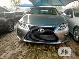 Lexus ES 2017 Gold | Cars for sale in Lagos State, Ikeja