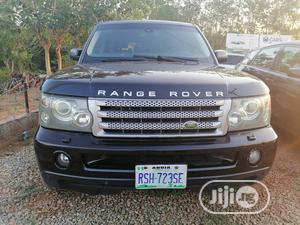 Land Rover Range Rover Sport 2008 Black   Cars for sale in Abuja (FCT) State, Katampe
