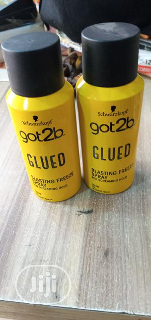 Got2b Glued Blasting Freeze Spray | Hair Beauty for sale in Lagos State, Ojo