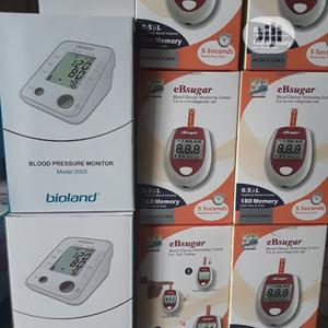 Glucose Meter And Blood Pressure Monitors   Tools & Accessories for sale in Lagos State, Surulere