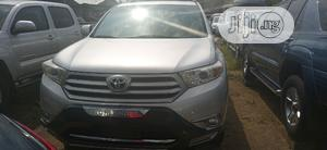 Toyota Highlander 2013 Limited 3.5l 4WD Silver | Cars for sale in Rivers State, Port-Harcourt