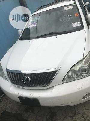 Lexus RX 2008 350 AWD White   Cars for sale in Lagos State, Ikeja