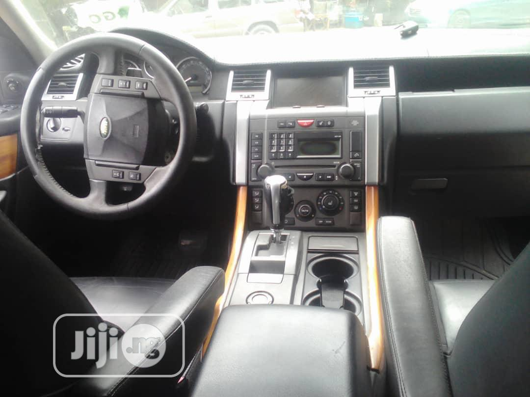 Archive: Land Rover Range Rover Sport 2006 Silver