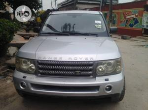 Land Rover Range Rover Sport 2006 Silver   Cars for sale in Lagos State, Isolo