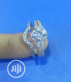 Sterling Silver Wedding Rings And Engagement Rings   Wedding Wear & Accessories for sale in Ogun State, Abeokuta South