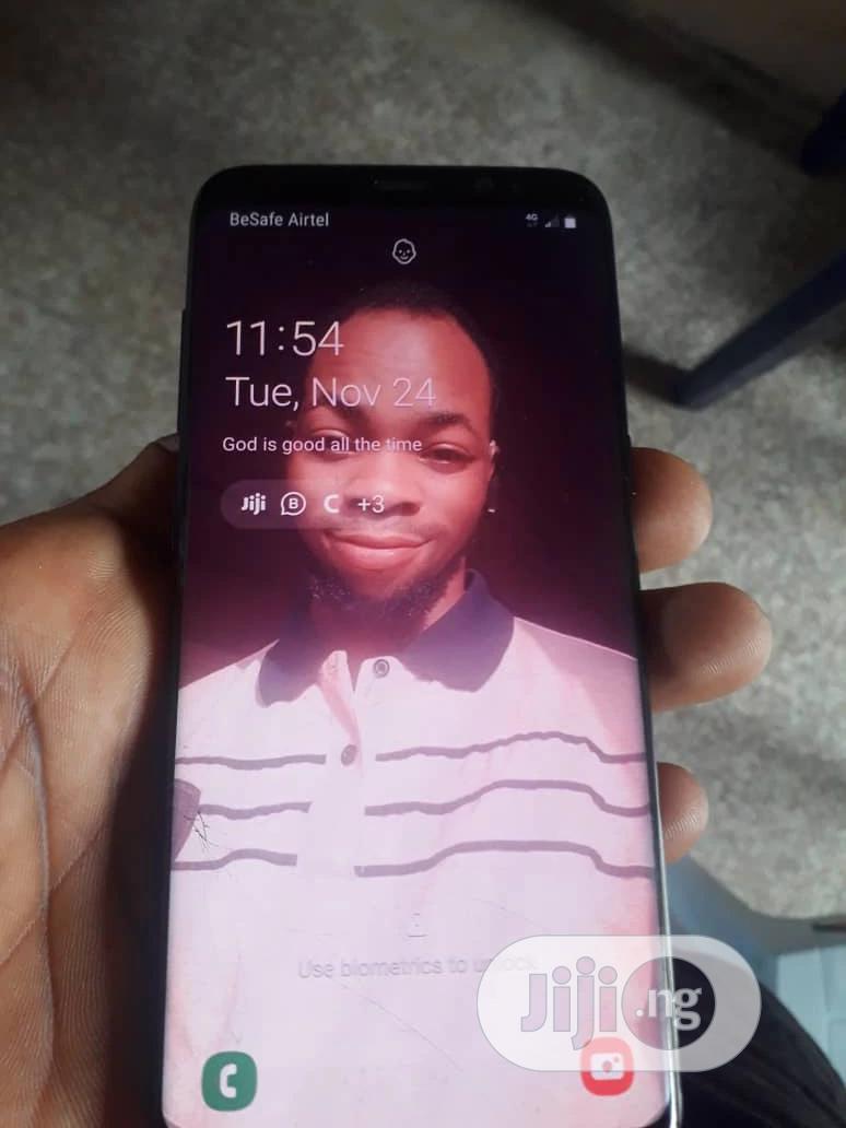 Samsung Galaxy S8 64 GB Black | Mobile Phones for sale in Ado-Odo/Ota, Ogun State, Nigeria