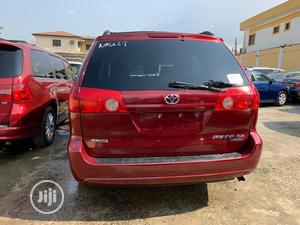 Toyota Sienna 2008 XLE Limited Red | Cars for sale in Lagos State, Ikeja