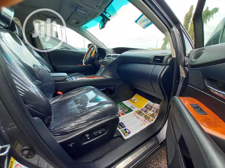 Lexus RX 2010 Gray | Cars for sale in Apapa, Lagos State, Nigeria