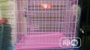 Pet Dog Crate Cage House 24 Inch | Pet's Accessories for sale in Lagos State, Agege