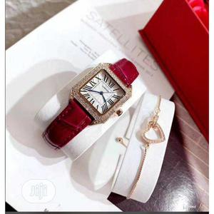 Cartier Wrist Watch And Bracelet | Watches for sale in Lagos State, Surulere