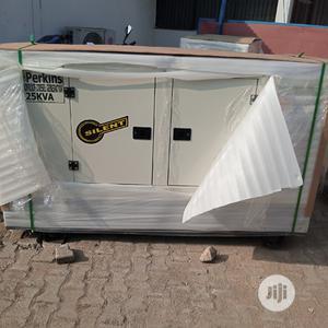 25KVA Perkins Sound Proof Diesel Generator | Electrical Equipment for sale in Lagos State, Apapa