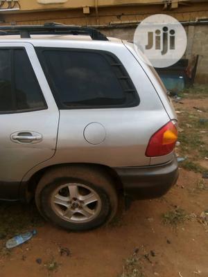 Hyundai Santa Fe 2005 Silver | Cars for sale in Lagos State, Ikorodu