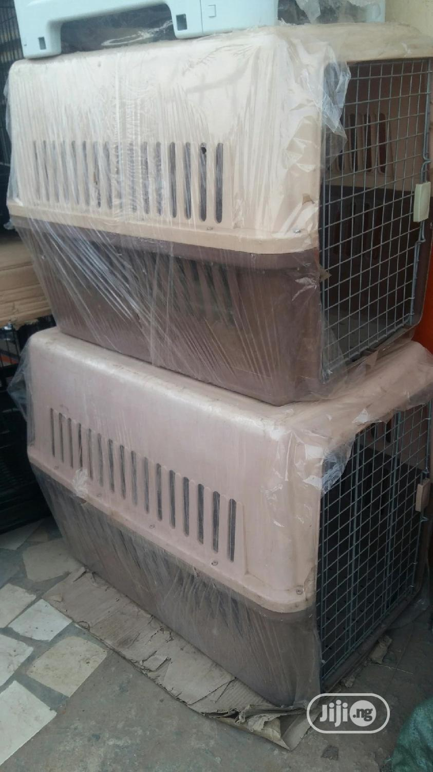 Pet Travel Crate Kennel