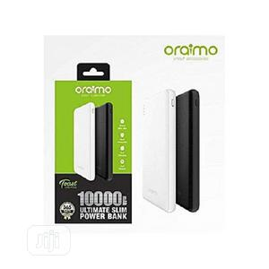 Oraimo 10000mah Ultimate Slim Power Bank | Accessories for Mobile Phones & Tablets for sale in Lagos State, Ikeja