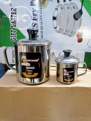 10cm Cup With Baby Cup   Kitchen Appliances for sale in Lagos State, Ilupeju