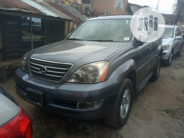 Lexus GX 2005 470 Sport Utility Gray | Cars for sale in Amuwo-Odofin, Lagos State, Nigeria
