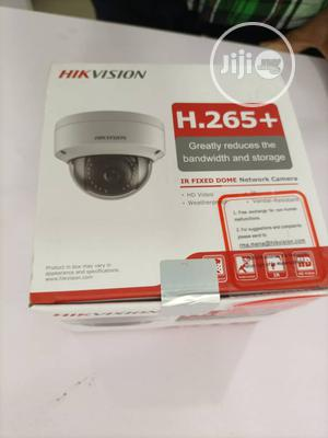 Hikvision 4 MP IR Fixed Dome IP Camera DS-2CD1143G0-I F2.8 | Security & Surveillance for sale in Lagos State, Ikeja