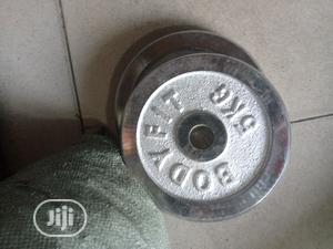 5kg Barbell Plate | Sports Equipment for sale in Lagos State, Shomolu