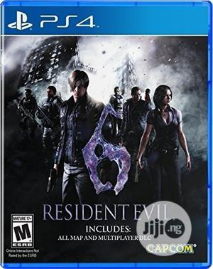 Resident Evil 6 - Playstation 4   Video Games for sale in Lagos State, Ajah