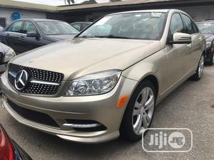 Mercedes-Benz C300 2010 Gold   Cars for sale in Lagos State, Amuwo-Odofin