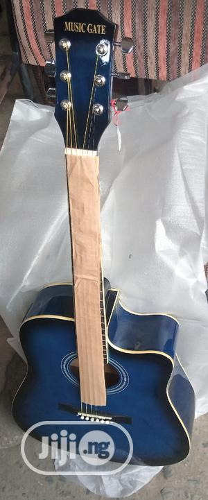 Semi- Acoustic Guitar | Musical Instruments & Gear for sale in Lagos State, Mushin