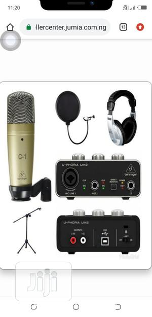 Studio Pack All in One   Audio & Music Equipment for sale in Lagos State, Lekki