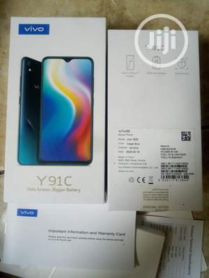 New Vivo Y91c 32 GB Blue   Mobile Phones for sale in Anambra State, Nnewi