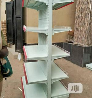 Double Sided Supermarket Shelf | Store Equipment for sale in Lagos State, Ojo