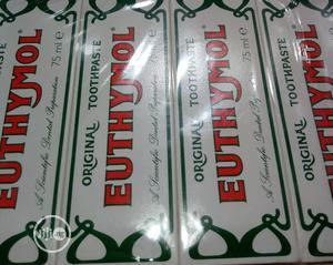 Euthymol Toothpaste | Bath & Body for sale in Lagos State, Amuwo-Odofin
