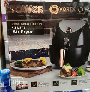 Tower Vortx 4.3litres Digital Air Fryer With Extender Ring   Kitchen Appliances for sale in Lagos State, Lagos Island (Eko)