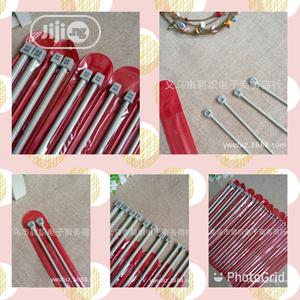 Aluminium Knitting Needles | Arts & Crafts for sale in Abuja (FCT) State, Kubwa