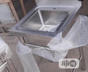 Single Stainless Steel Sink | Restaurant & Catering Equipment for sale in Lagos State, Ojo