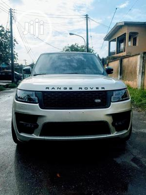 Land Rover Range Rover Sport 2015 Silver | Cars for sale in Lagos State, Surulere