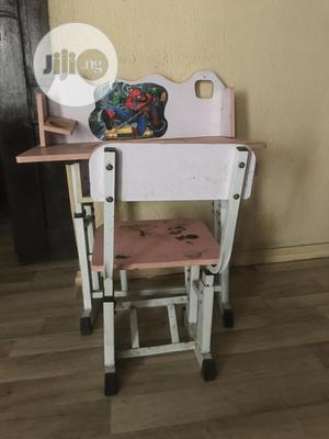 Children Reading Table And Chair Set   Children's Furniture for sale in Lagos State, Isolo