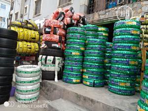Dunlop,Bridgestone, Michelin, Double King, Joyroad, Austone | Vehicle Parts & Accessories for sale in Lagos State, Lagos Island (Eko)