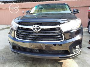 Toyota Highlander 2015 Black | Cars for sale in Lagos State, Amuwo-Odofin