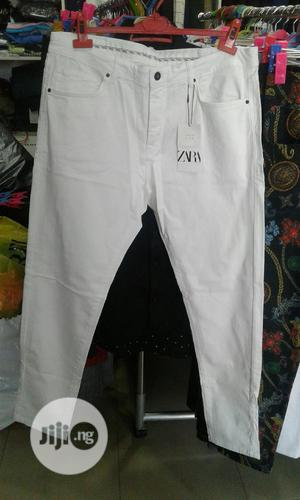 Zara Man Jean   Clothing for sale in Lagos State, Amuwo-Odofin
