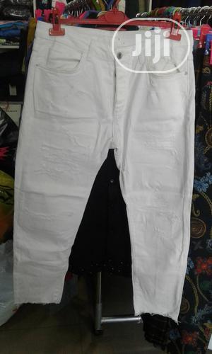 Zara Man Jeanb   Clothing for sale in Lagos State, Amuwo-Odofin