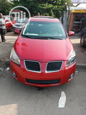 Pontiac Vibe 2010 2.4 4WD Red | Cars for sale in Lagos State, Amuwo-Odofin
