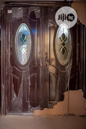 Entrance Double Steel Door | Doors for sale in Oyo State, Oluyole
