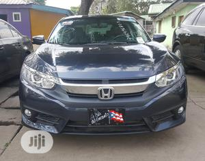 Honda Civic 2016 LX 4dr Sedan (2.0L 4cyl) Blue   Cars for sale in Lagos State, Lagos Island (Eko)