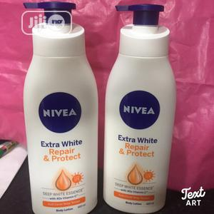 Nivea Extra White Repair Protect Lotion | Skin Care for sale in Lagos State, Ikorodu