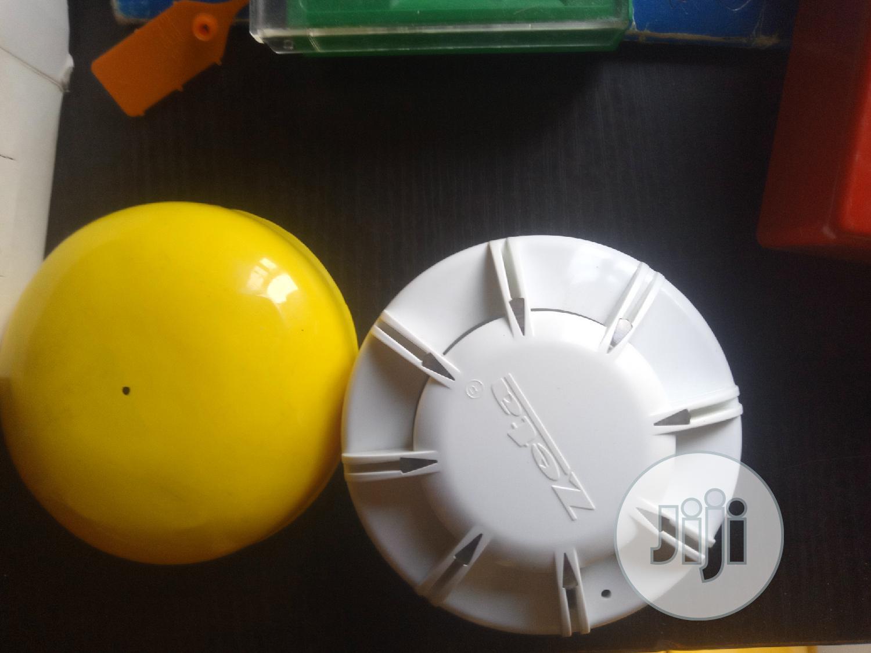 Zeta Smoke Detector