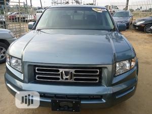 Honda Ridgeline 2006 RTS Blue | Cars for sale in Rivers State, Port-Harcourt