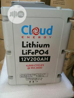 200ah/12v Solar Lithium Ion Battery | Solar Energy for sale in Lagos State, Ojo
